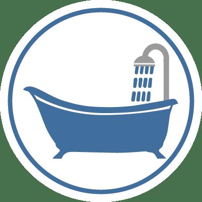 bathroom supply and installation