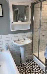 New bathroom installation in Hemel Hempstead